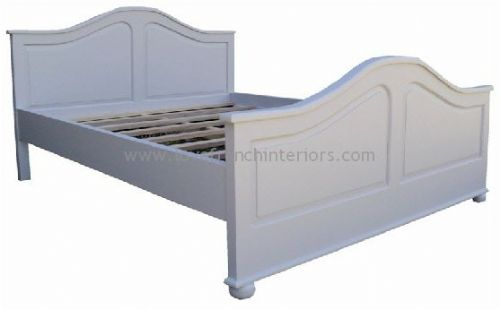 Rochelle Kingsize French Bed in your choice of colour
